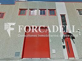 Fachada - Nave industrial en alquiler en calle Can Tapioles, Montcada i Reixac - 337428863
