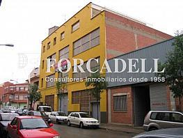 Edifici en lloguer carrer Colom, Can Palet a Terrassa - 266471955