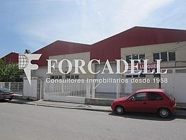 Foto 002 - Nave industrial en alquiler en calle Can Sellarés, Sant Andreu de la Barca - 266476104