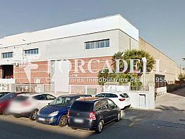 Fachada - Nave industrial en alquiler en calle Murcia, Sant Boi de Llobregat - 266470770