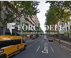 Carrer - Parcela en venta en calle Arago, Eixample esquerra en Barcelona - 330603777