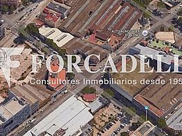 Vista aerea - Solar en venta en calle Badajoz, El Raval en Barcelona - 330603576