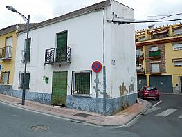 Fachada - Casa adosada en venta en calle Sanmiguel, Armilla - 273016940