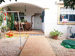 Fachada - Piso en alquiler en calle Soto Bernal, Águilas - 298605212