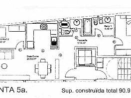 Piso en alquiler en calle Sant Joan, Centre en Reus - 299637630