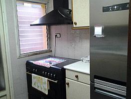 cocina  - Piso en venta en calle Centro Joan Prim, Granollers - 160195424