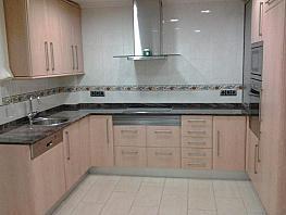Cocina - Piso en venta en calle Font Verda Josep M de Segarra, Granollers - 318919505