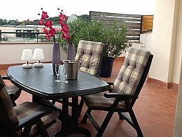 Terraza - Piso en venta en calle Costa Brava, Sant Genís de Palafolls en Palafolls - 325833619
