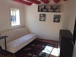 Comedor - Piso en venta en calle Sant Antonio Abat, Ciutat  Vella en Barcelona - 353106371
