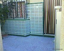 Patio - Dúplex en alquiler de temporada en Chipiona - 241179592