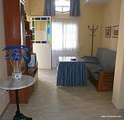 Salon - Apartamento en alquiler de temporada en Chipiona - 241181053