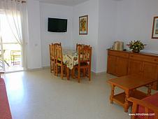 Salón - Piso en alquiler de temporada en Chipiona - 241181770