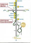 Local industriel de location à colonia Prat, Puig-Reig - 218247027