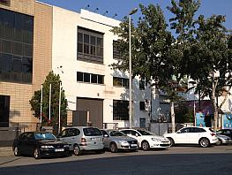 Fachada - Nave industrial en alquiler en polígono Famades, Almeda en Cornellà de Llobregat - 259915890