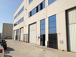Fachada - Nave industrial en alquiler en polígono Molí D'en Xec, Zona Industrial en Ripollet - 314897542