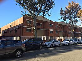 Fachada - Nave industrial en alquiler en polígono Almeda, Almeda en Cornellà de Llobregat - 355061194