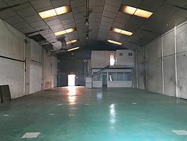 Planta baja - Nave industrial en alquiler en calle Puig Adam, Sur en Leganés - 379770707