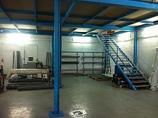 Planta baja - Nave industrial en alquiler en calle Bascuñuelos, San Cristóbal en Madrid - 210100137