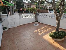 Jardín - Casa adosada en venta en calle Mediterrani, Cal Cego en Cunit - 156101598