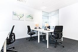 Oficina en alquiler en calle Martínez Villergas, San Pascual en Madrid - 301791074