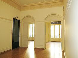 Vestíbulo - Oficina en alquiler en calle Diagonal, Eixample dreta en Barcelona - 355494605