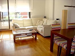 Salón - Piso en alquiler en plaza Creu de Coll Fava, Sant Cugat del Vallès - 377367200