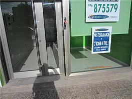 Local comercial en alquiler en calle Doctor Aznar Molina, Las Fuentes – La Cartuja en Zaragoza - 372840558