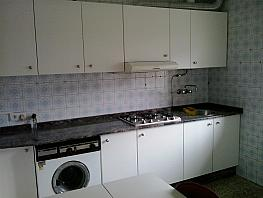 Cocina - Piso en alquiler en calle San Francisco, Ourense - 326250941