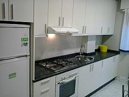 Cocina - Piso en alquiler en calle Carriarico, Ourense - 347112840