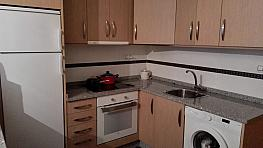 Cocina - Estudio en alquiler en calle Doctor Fleming, Ourense - 351493178