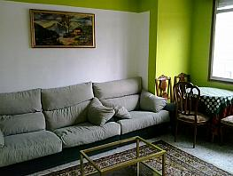 Salón - Piso en alquiler en calle Quintian, Ourense - 355504098