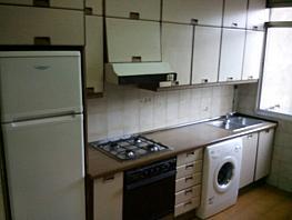 Cocina - Piso en alquiler en calle Zurbaran, Ourense - 390722587