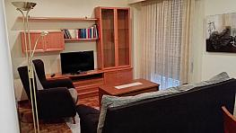 Salón - Apartamento en alquiler en calle Concordia, Ourense - 395377853