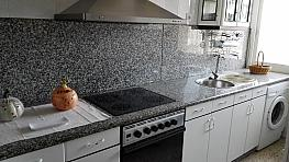 Cocina - Piso en alquiler en calle Progreso, Ourense - 400865519