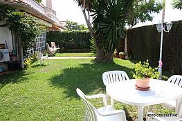 Jardín - Casa adosada en venta en calle Els Ametllers, Vilafortuny en Cambrils - 325862580
