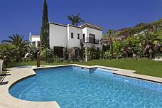 Fachada - Villa en venta en calle Hernán Cortes, Benahavís - 150945411