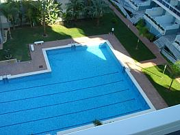 Piso en alquiler en calle Partida Rodona, Playa de Gandia en Gandia - 352194349