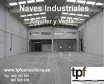 Nave industrial en alquiler en polígono El Oliveral, Riba-roja de Túria - 163522885