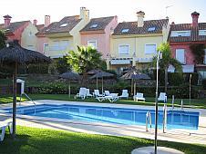 Piscina - Casa adosada en venta en paseo De la Chirina, Islantilla - 154673824