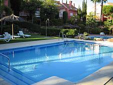 Piscina - Casa adosada en venta en paseo De la Chirina, Islantilla - 154673838