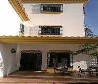 Fachada - Chalet en venta en calle Merluza, Islantilla - 154922105