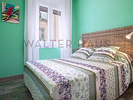Dormitorio - Piso en alquiler en Ciutat vella en Barcelona - 315417365