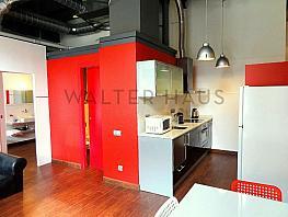 Cocina - Piso en alquiler en Gràcia en Barcelona - 316105563
