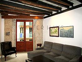 Salón-comedor - Piso en alquiler en Born-Santa Caterina-Sant Pere-La Ribera en Barcelona - 331125488