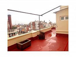 Terraza - Piso en alquiler en Sarrià - sant gervasi en Barcelona - 332895888