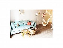 Salón - Piso en alquiler en El Poble Sec-Montjuïc en Barcelona - 360010338