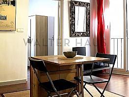 Comedor - Piso en alquiler en Born-Santa Caterina-Sant Pere-La Ribera en Barcelona - 360010419
