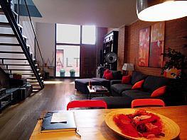 Salón-comedor - Loft en alquiler en El Poblenou en Barcelona - 387865021