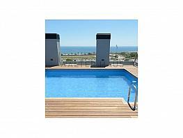 Piscina - Piso en alquiler en El Poblenou en Barcelona - 395789662