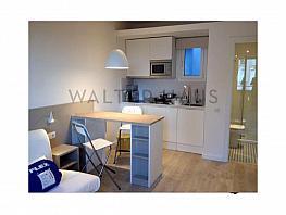 Salón-cocina - Loft en alquiler en Barcelona - 398139780